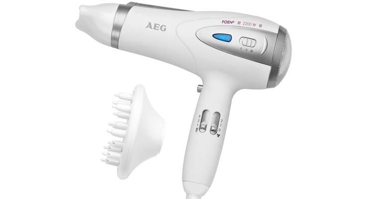 AEG HTD 5584 Secador de pelo