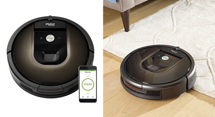 iRobot Roomba 980 - Robot aspirador