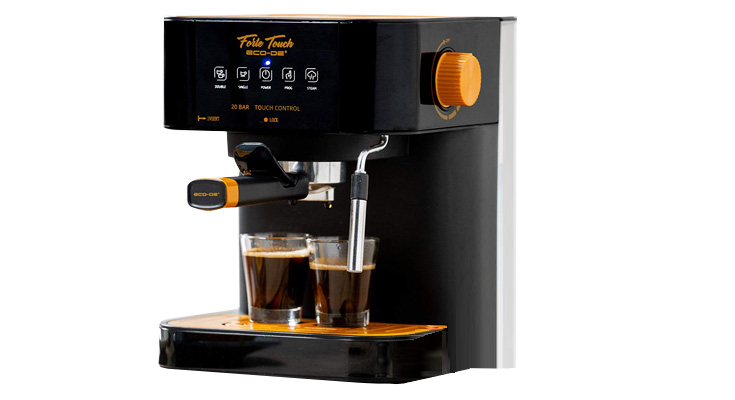 Cafetera ECODE Forte Touch ECO 420