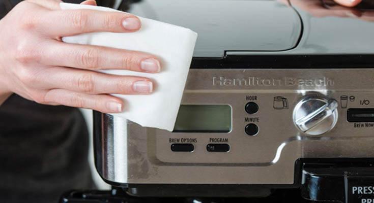 Cómo Limpiar una Cafetera Sencillamente