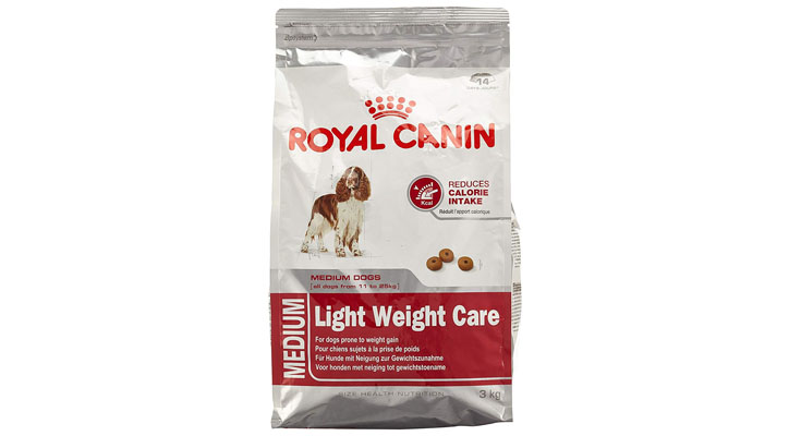 Línea Royal CaninMedium Light Weight Care Pienso Para Perros