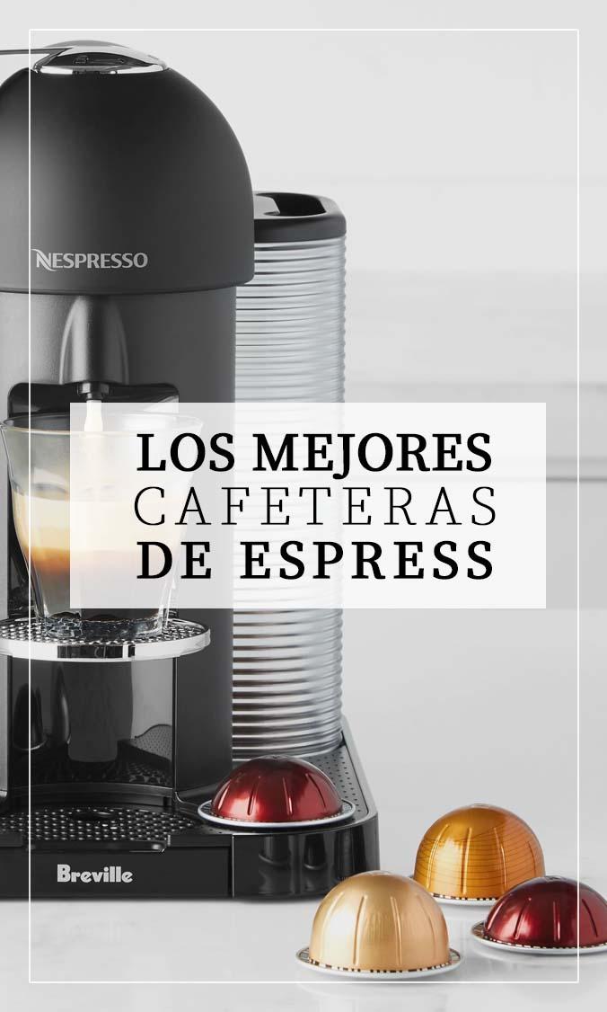 Los Mejores Cafeteras Express Side Bar Banner