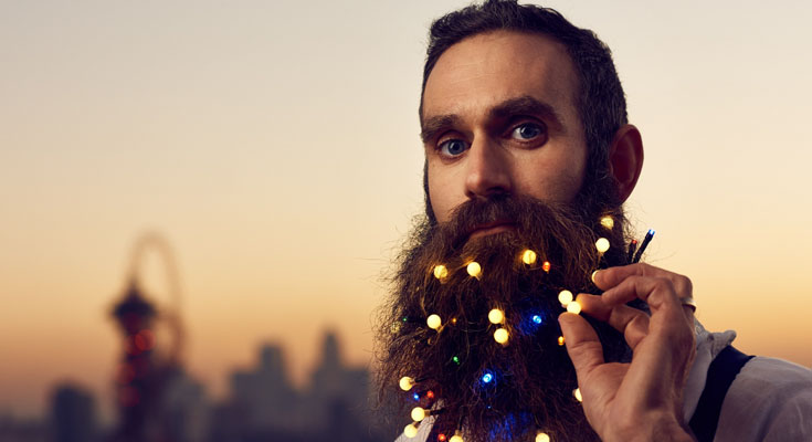Luces de Barba