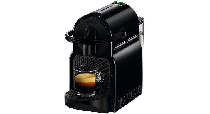 Nespresso EN80.B De'Longhi Inissia Mejor Cafetera Express