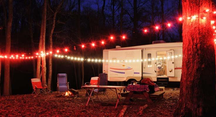 Decora tu Zona de Camping