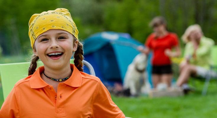 Juegos de Camping y Actividades