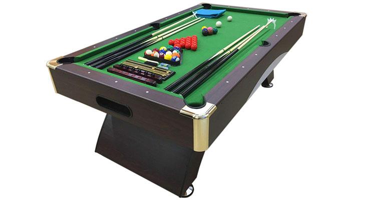 Mesa de billar 8FT juegos de billar Modelo