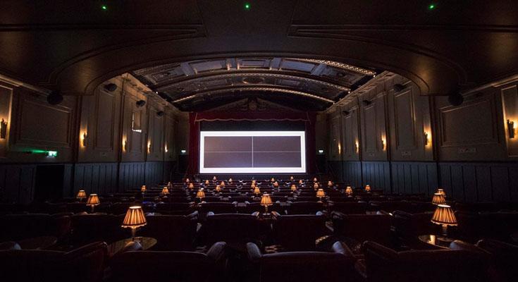 Noche de Cine Despedida de Soltera