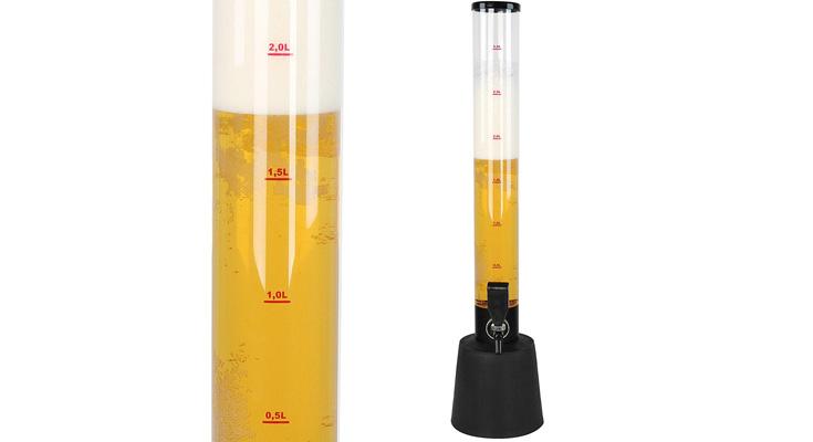 Torre de Cerveza con Grifo