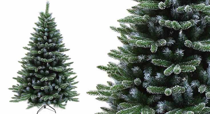 FROADP 210 cm Artificial PVC Árbol de Navidad