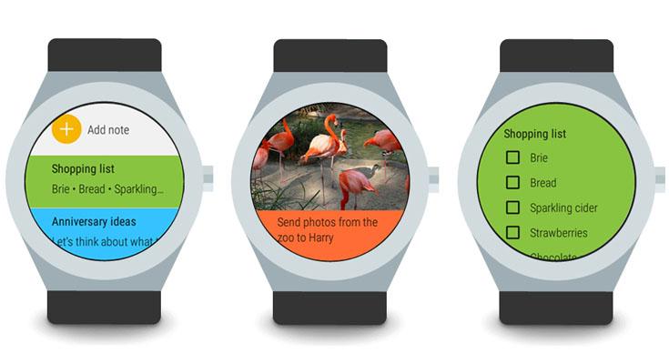 Google Keep Smartwatch App Para Android