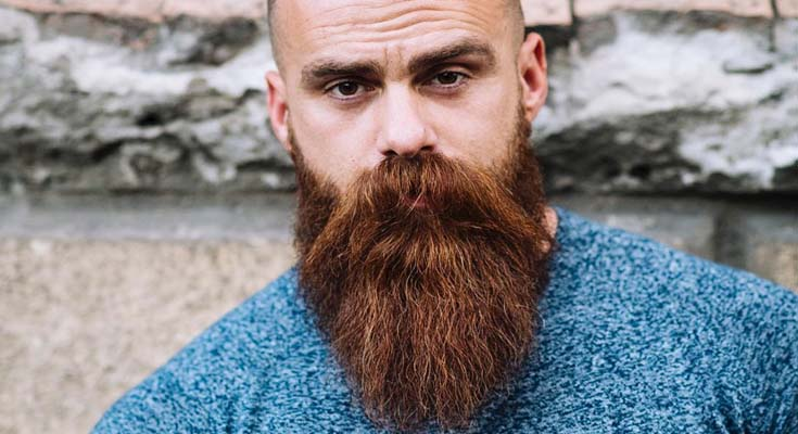 Estilos de Barba para Caras Ovaladas