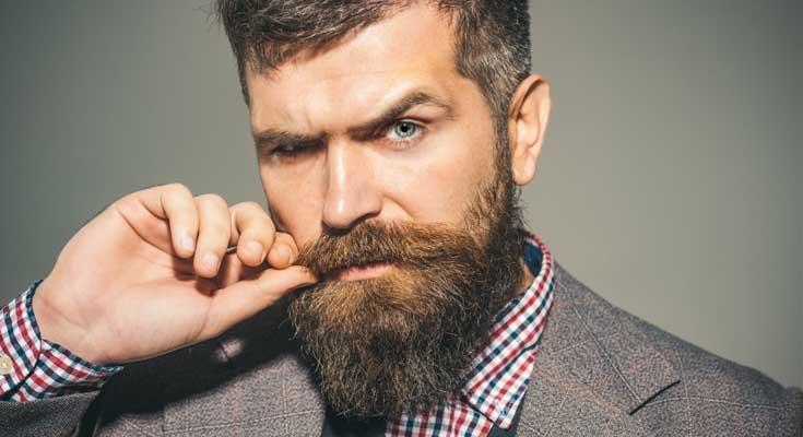 Estilos de Barba para Caras Rectangulares