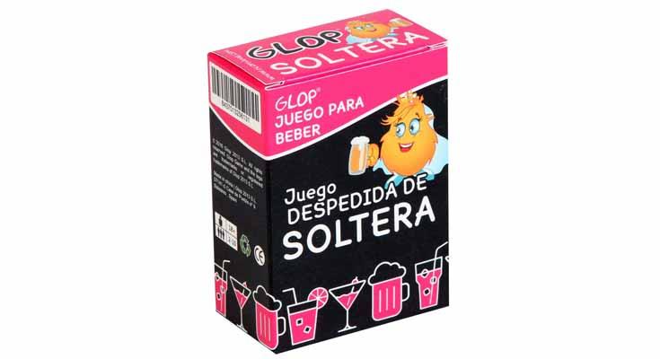 Glop Despedida de Soltera, Juego de Beber