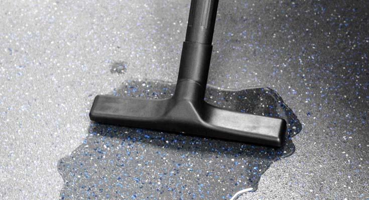 Limpiar Derrames Para Su Aspiradora