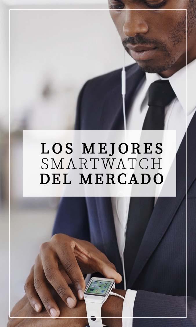 Los Mejores Smartwatch del Mercado Bar Banner - Working