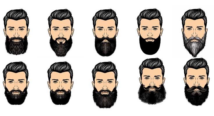 Mejores Estilos de Barba