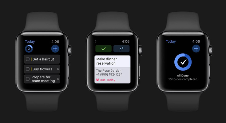 Things Smartwatch Apps para Apple