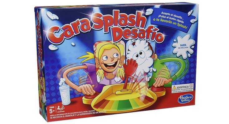 Cara Splash Desafio - Hasbro Gaming