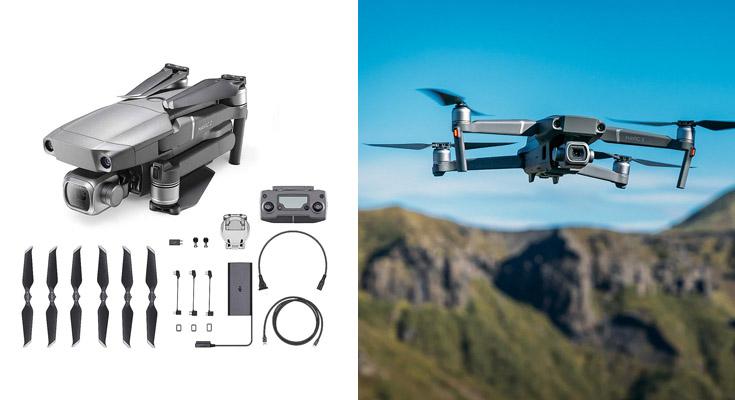 DJI Mavic 2 Pro - Dron con Cámara Hasselblad