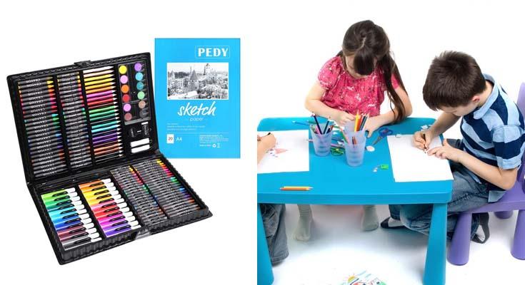 PEDY 164 Accesorios de Dibujo