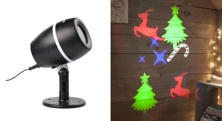 SALCAR Proyector Luces de la Navidad