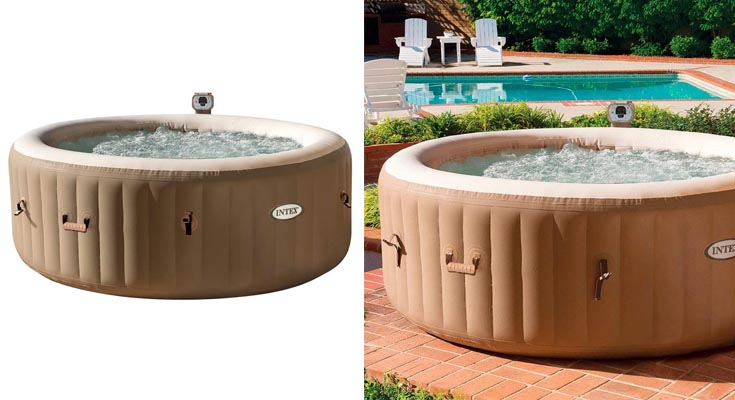 Intex 28404EX - Spa hinchable burbujas