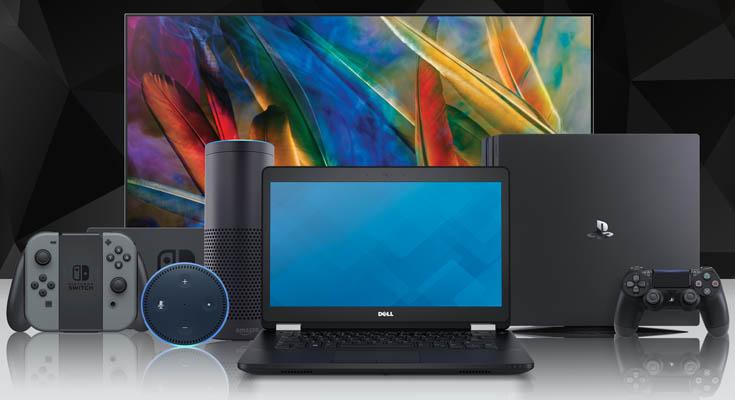 Ofertas Tecnología Black Friday Amazon