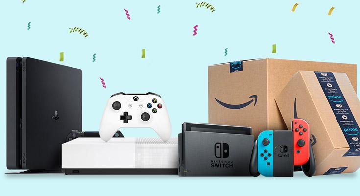 Ofertas Videojuegos Black Friday Amazon