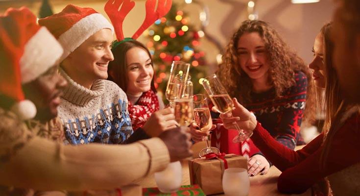 Detalles para Todos Fiesta de Navidad