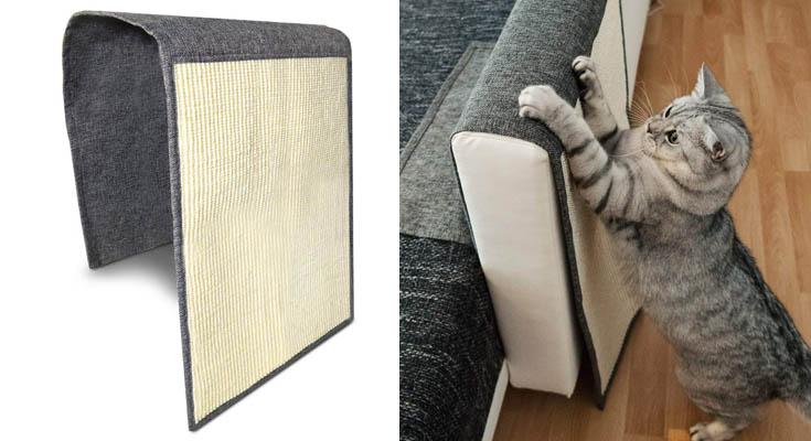 Navaris Rascador para Gatos - Protector contra arañazos de Gato
