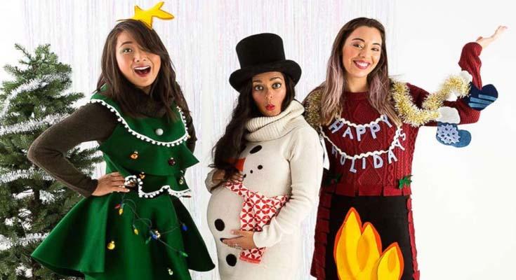 Planear una Fiesta de Suéteres Feos Navideñas