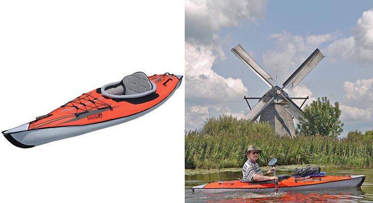 Advanced Elements AE1012-R AdvancedFrame Kayak