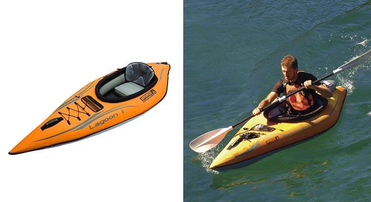 Advanced Elements Lagoon1 Kayak