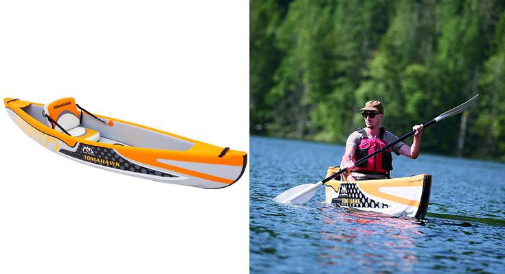 Aqua Marina Kayak Tomahawk 10