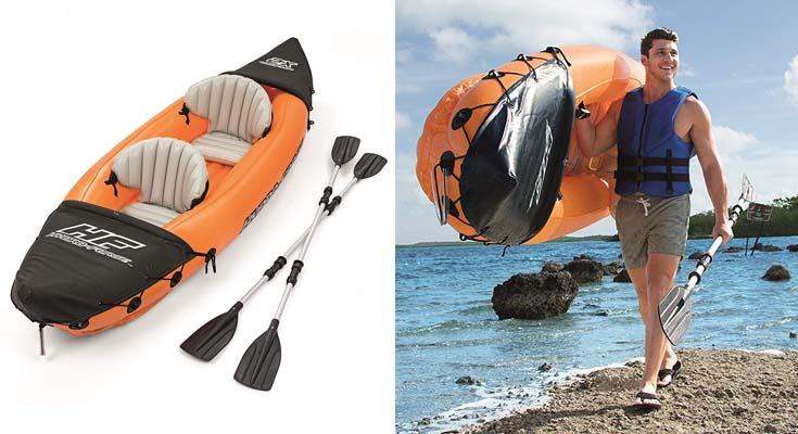 Bestway Hydro-Force Lite-Rapid X2 Kayak Hinchable