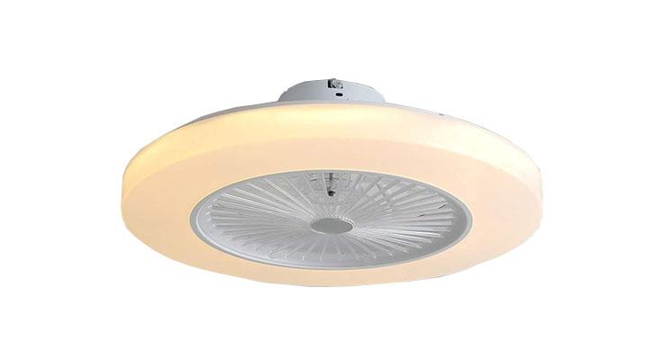 RHTCEN Ventilador de Techo con Lámpara