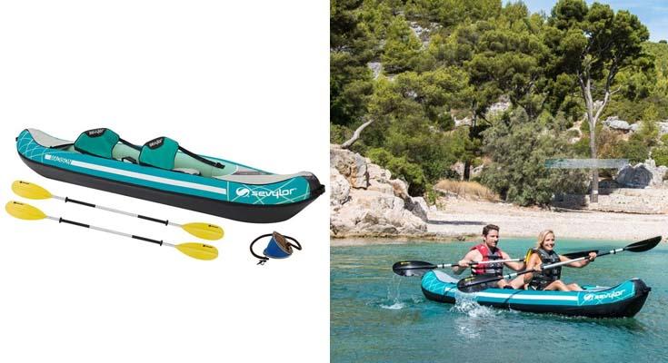 Sevylor 2000026860 Kayak Inflable