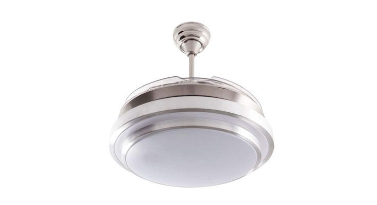 Ventilador de techo mod. Selene con LED incorporado