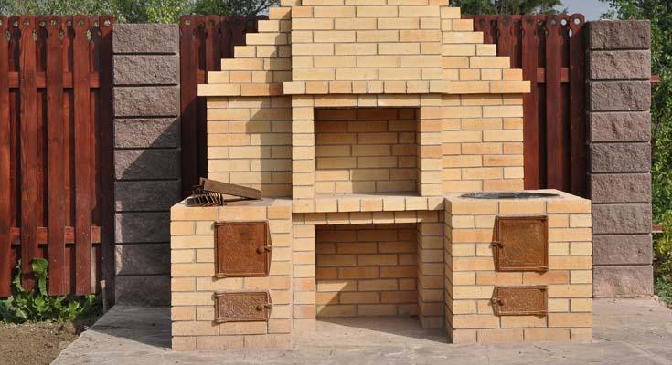 Construye una Barbacoa de Obra