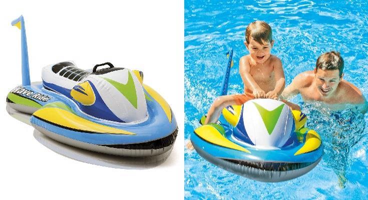 Intex 57520NP - Moto acuática hinchable para niños
